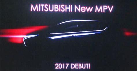 mitsubishi terbaru pesaing avanza tahun 2017 mitsubishi bakal luncurkan mobil pesaing avanza