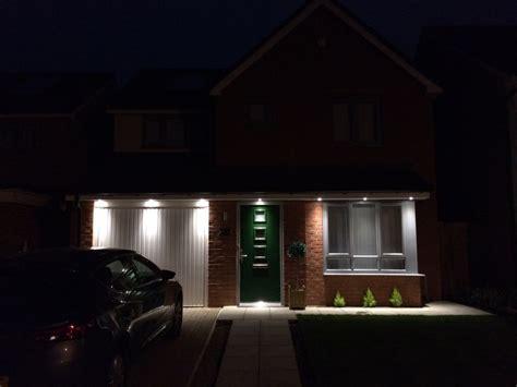 outdoor lighting downlights outdoor downlights in soffit avforums