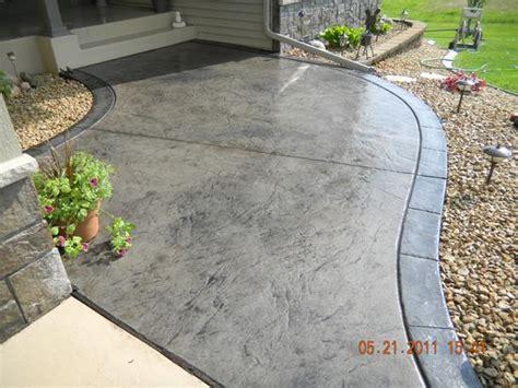 pattern imprinted concrete ideas concrete st patterns sted concrete concrete