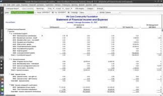Expenditure Report Quickbooks 6 quickbooks expense report expense report