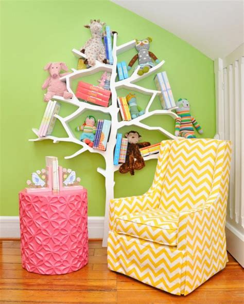 14 creative shelves in room that looks like a