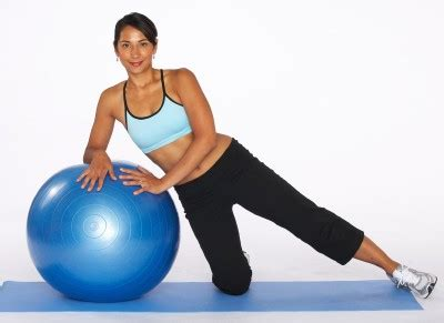 outer thigh lift  stability ball howstuffworks