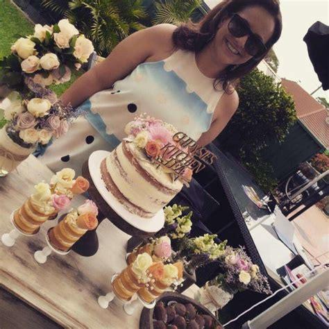 kitchen tea cake ideas rustic kitchen tea bridal shower bridal shower ideas