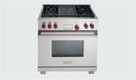 wolf electric range pictures to 36 quot wolf dual fuel range