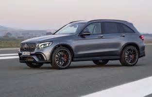 S Mercedes Mercedes Amg Glc 63 Revealed Most Powerful Suv In The