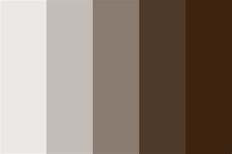 my neutral colors color palette