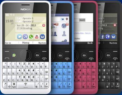 Gambar Dan Hp Nokia Asha 210 harga terbaru nokia asha 210