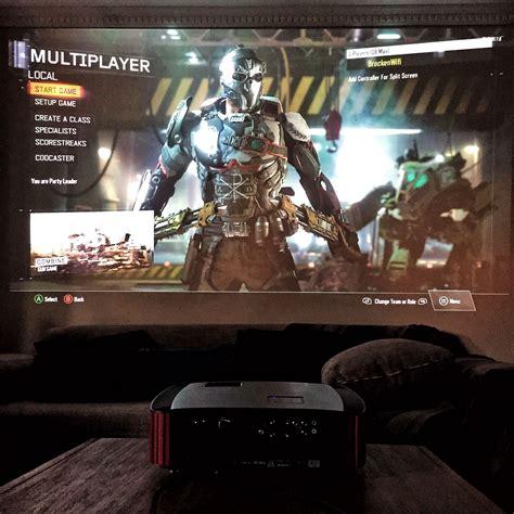 Proyektor Acer Predator Z650 predator z650 gaming projector review lw mag