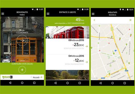 popolare di arese la bpm presenta le nuove app gratuite webank suite