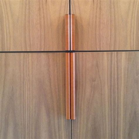 edge pull cabinet hardware available in 4 lengths designed to sit flush on top edge