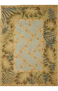Tropical Outdoor Rugs Homefires Rugs Cynthia Maccollum Tropical Palms Bamboo Rug Outdoor Rugs