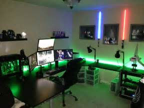 cool gaming room ideas cool computer setups and gaming setups