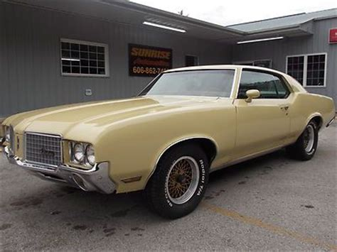 Rally Auto Repair Windsor by Sell Used 1976 Oldsmobile Cutlass Supreme One Owner All