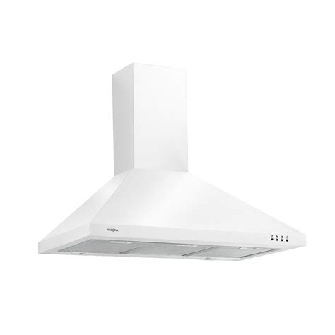 wall mounted range ancona 36 in wall mounted convertible range in white an 1185 the home depot