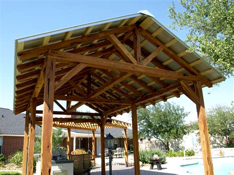 Outdoor Structures Boerne Agricultural Livestock Barns Gazebos And Pergolas