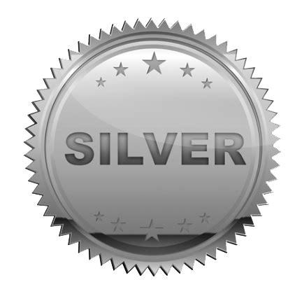 Sponsorship Letter Gold Silver Bronze silver png
