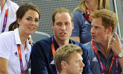 william and kate kate middleton princes william and harry to miss rio olympics