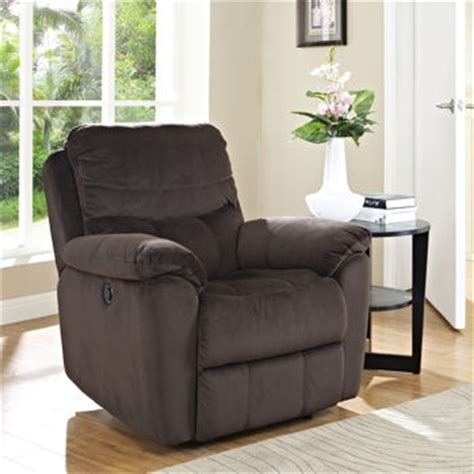 costco recliners and products on