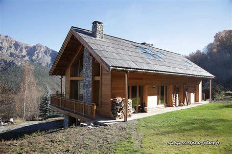 free great excellente maison en bois chalet bois maison bois ossature bois hautes maison with