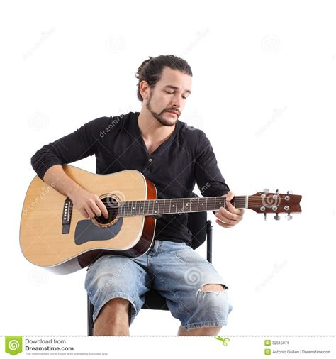 who is the man with guitar in the direct tv commercial young man playing a spanish guitar stock image image of