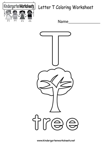 Letter T Worksheet Kindergarten by Index Of Images Worksheets Alphabet