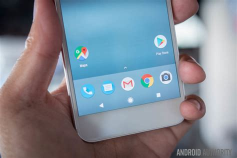 google pixel hands on android s newest premium smartphone it pro pixbar brings pixel s on screen buttons without need for root