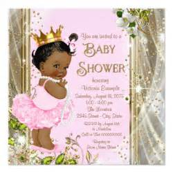 princess baby shower invitation templates american princess pink tutu baby shower invitation