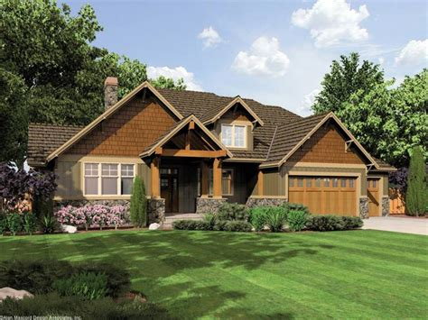 craftsman one story home designs one story craftsman style craftsman elevations single story single story craftsman