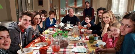 casa famiglia fiction un medico in famiglia la reunion per i fan con lino banfi