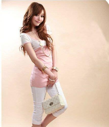 imagenes coreanas femeninas ropa japonesa moda coreana primavera verano sexy blusas