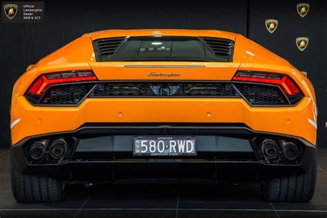 Lamborghini For Sale Brisbane 2016 Lamborghini Huracan Lp580 2 Coupe For Sale In Sydney