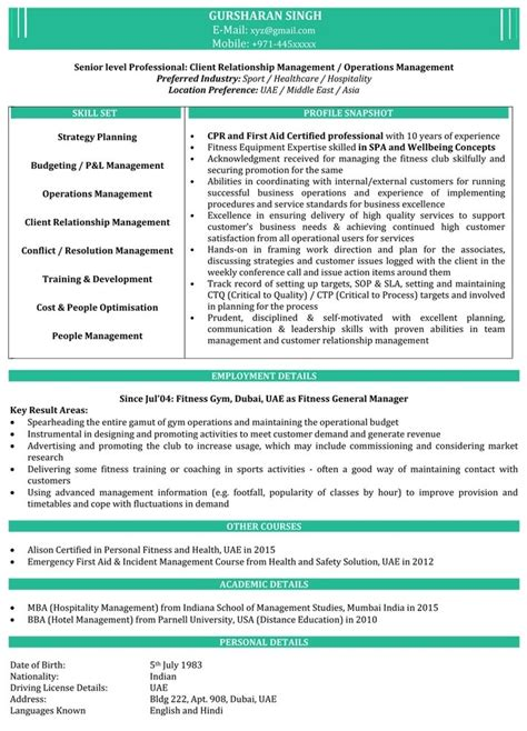 resume format for mba international business freshers mba resume sle best professional resumes letters templates for free