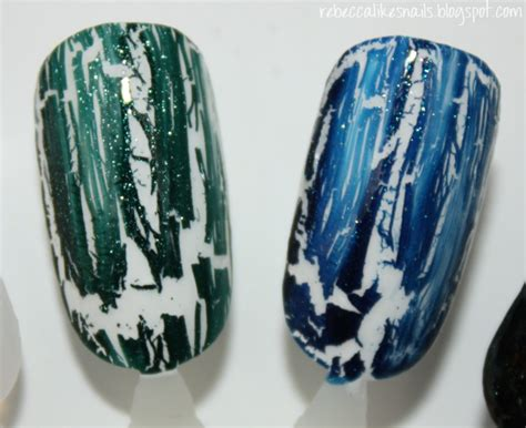 O P I Shatter The Scales Nle66 likes nails opi shatter the scales