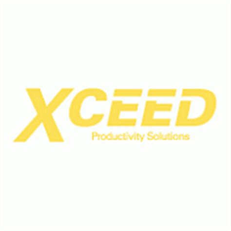 Xceed Gift Letter Xceed Logo Vector Eps Free
