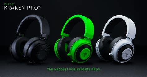 Original Razer Kraken Pro Esports Gaming Headset Green Rz04 razer kraken pro v2 the headset for esports pros razer insider forum
