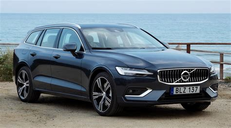 volvo 2019 diesel 2019 volvo v60 uk pricing and specs announced