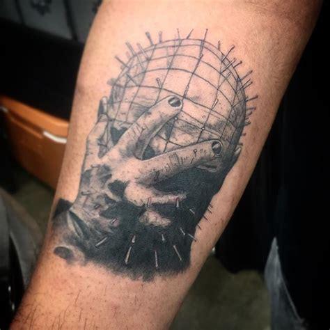 pinhead tattoo designs 15 pinhead designs