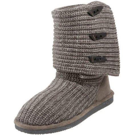 bearpaw knit 658w s sweater boots free