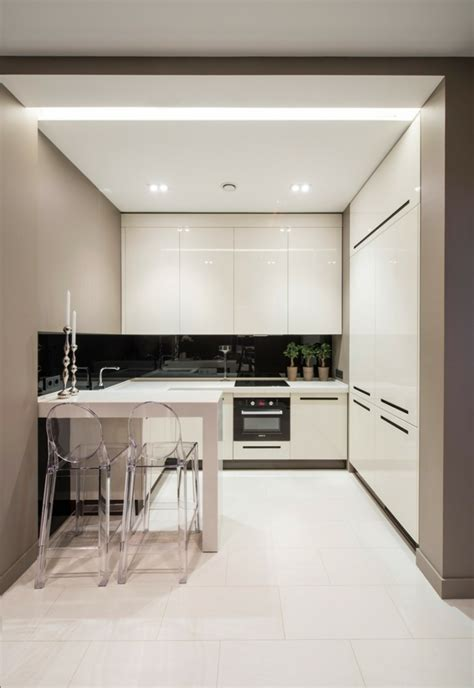 small kitchen interiors moderne k 252 chen machen die k 252 chenarbeit zu einem einmaligen