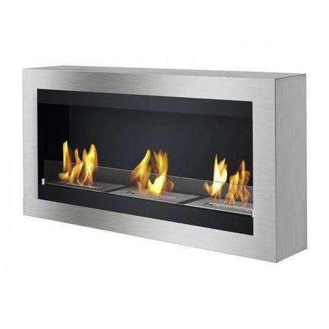 ignis magnum wall mount bio ethanol fireplace