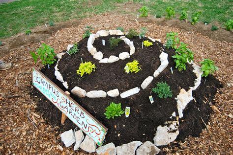 backyard herb garden herb garden design pictures home ideas modern home design