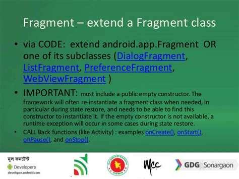 reset android fragment fragment