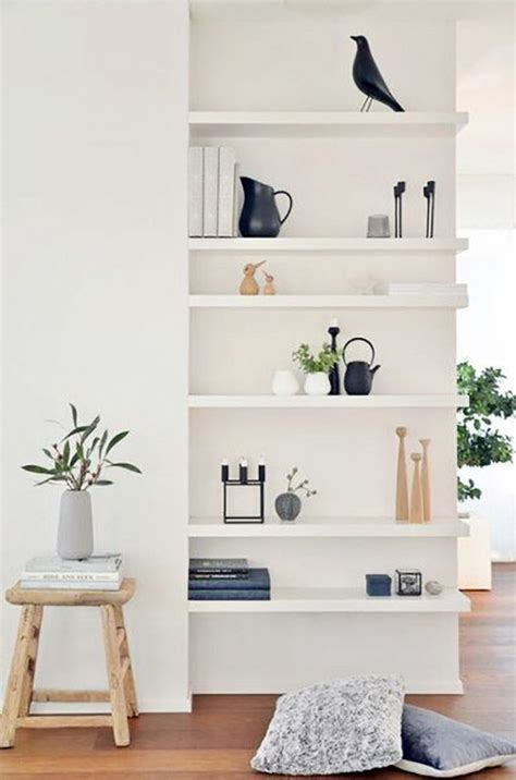 Minimalist Shelf by Best 25 Modern Floating Shelves Ideas On