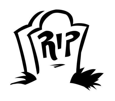 tombstone template for all your diy carving and