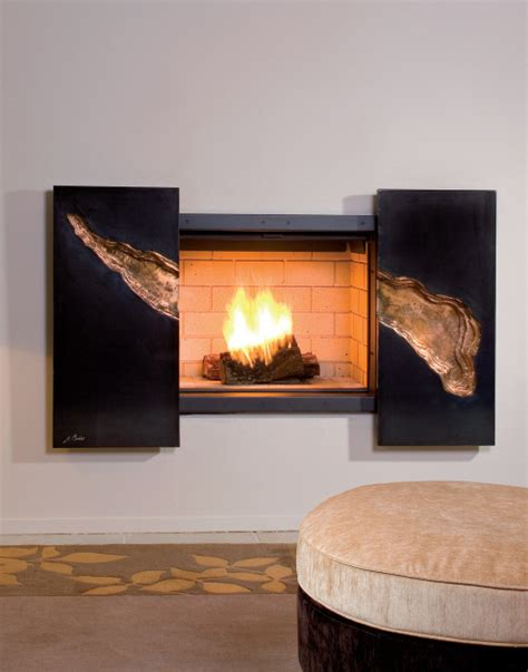 Cool Fireplace Designs   Room Decorating Ideas & Home