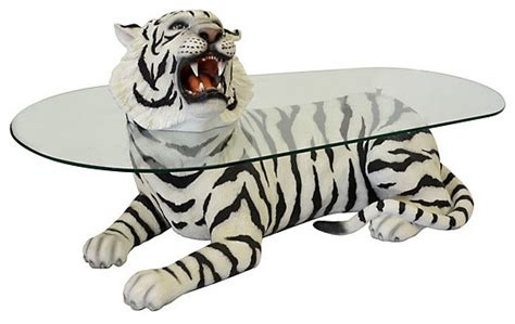 White Tiger Coffee Table White Tiger Coffee Table The Coffee Table