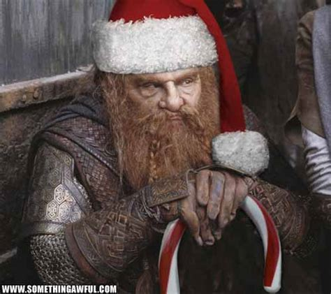 christmas  middle earth