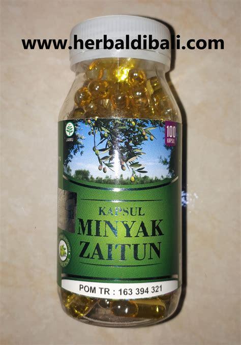 Minyak Zaitun Kapsul jual kapsul minyak zaitun di denpasar bali jual produk