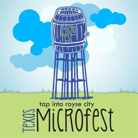 Get It Now Into The Blue Second City Style Fashion by Royse City Microfest To Feature 20 Craft Breweries