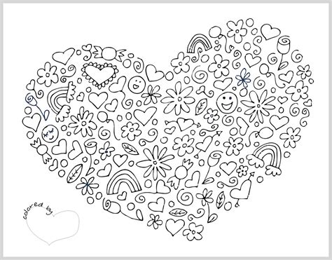 printable coloring pages for adults hearts love color pages love coloring pages coloring pages ideas